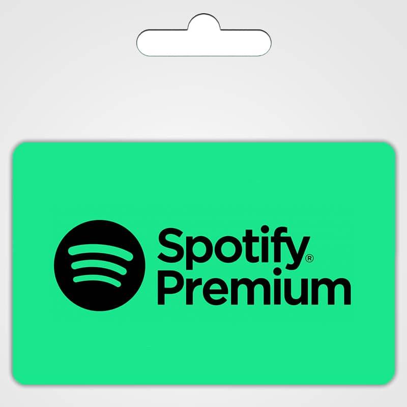 spotify premium code free
